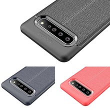 For Samsung Galaxy S10 5G Case 6.7 Shockproof Soft Silicone Phone Cover