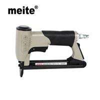 Meite MT8016 21GA Crown 12 8mm Fine Wire Stapler 80 Staples Length 6 16mm Series Furniture