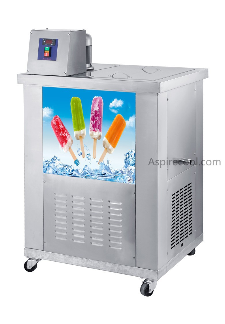 220V/50Hz 60Hz specs Stainless Steel Commercial Popsicle Maker Ice Lolly Machine capacity about 8000~10000pcs/day tokyobay specs t366 wh