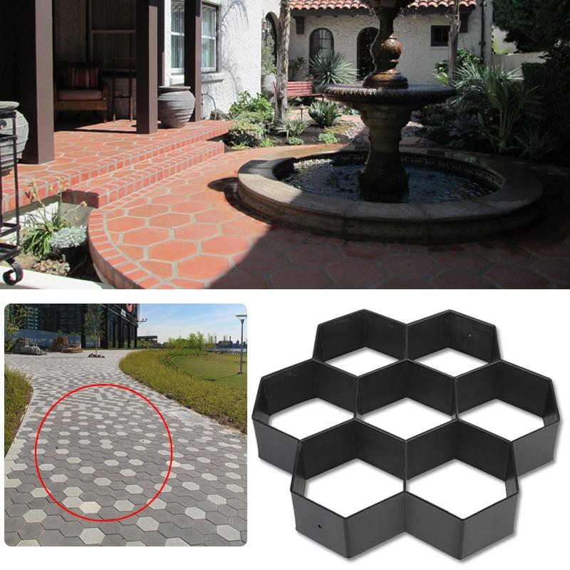 Maker, Cement, Stone, Garden, Decoration, Brick