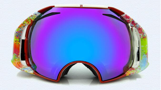 Men Women Skiing Goggles Anti UV font b Snowboard b font font b Sunglasses b font