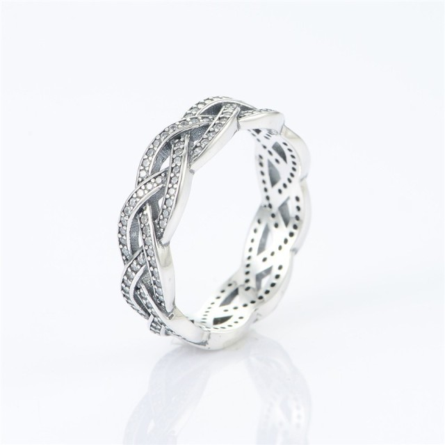 image en m rings view click crystal ring argento larger com to pandora braided