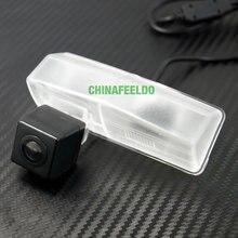 Резервное копирование CCD камеры заднего вида автомобиля для 2013 Toyota RAV4 / Venza # J-4554