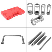 Disassembly and assembly tool car and motorcycle engine durable 10 piece / set of valve spring compressor kit