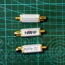 Free shipping FLP7p-70 70MHz low pass filter, RF microwave radio coaxial filter LC filter SMA interface цена и фото