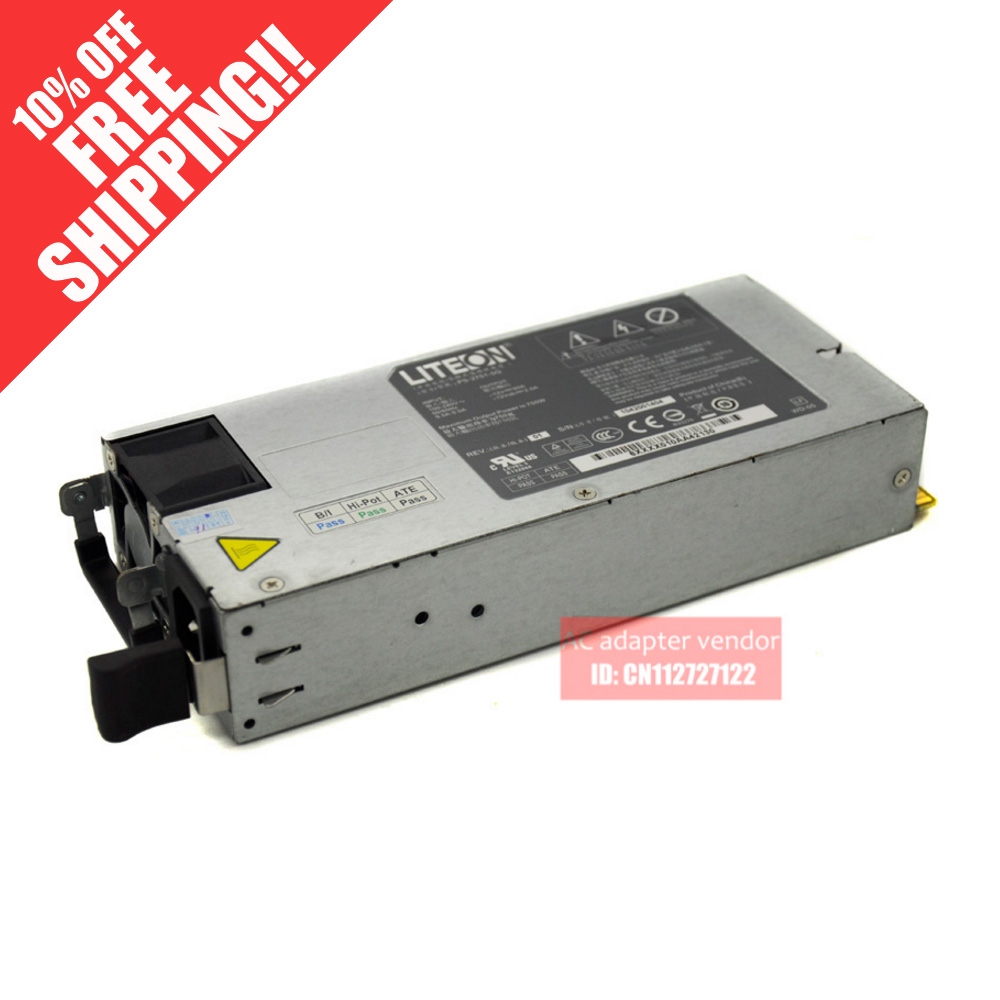Genuine FOR DELL  C2100 PS-2751-5Q server power supply 750W hot-plug redundant power supplies original server power supply for sun fire v440 300 1851