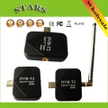 Pad USB Sintonizador de TV dvb-t2 DVB-T2 DVB T2 DVB-T Dongle Receptor de TV HD TV Digital Assista Ao Vivo TV Vara Para Android Phone Pad Tablet PC