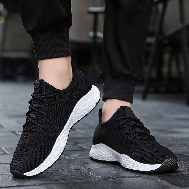 3f32b2bce4 ... BomKinta zapatillas de deporte para hombre 2019 zapatillas de correr para  mujer rojo Trending deportes zapatos