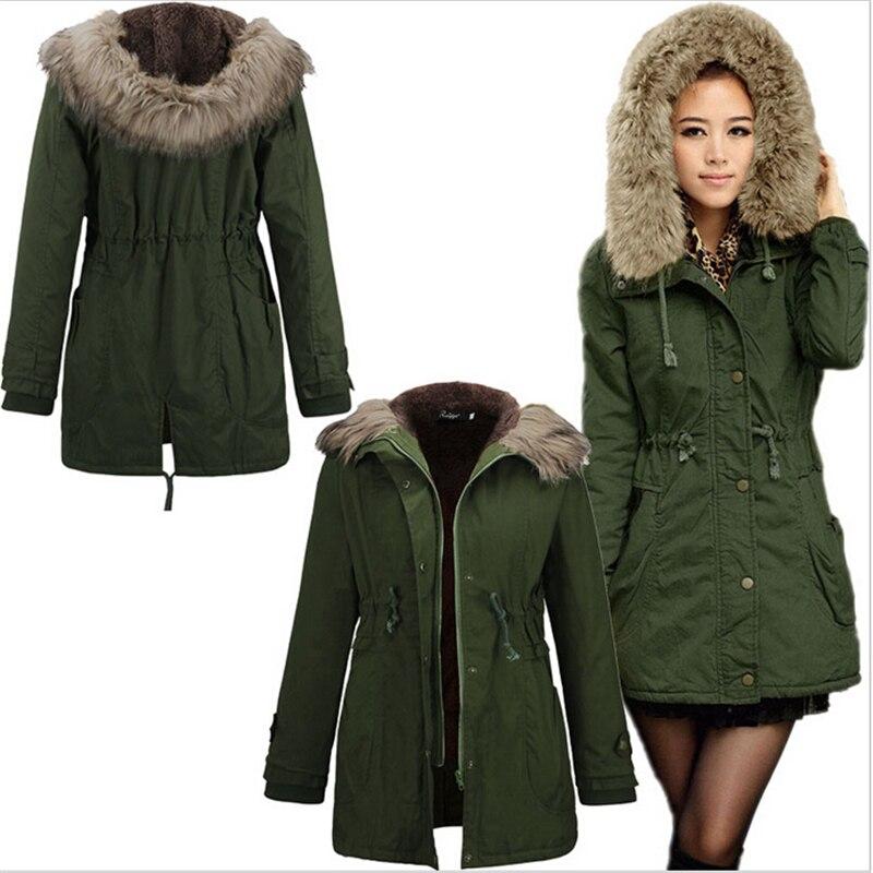 couleur rapide meilleurs prix regard détaillé € 27.66 50% de réduction AILOOGE grande Promotion femmes vestes manteaux  marque hiver Doudoune Femme Doudoune hiver manteau pardessus Outwear ...
