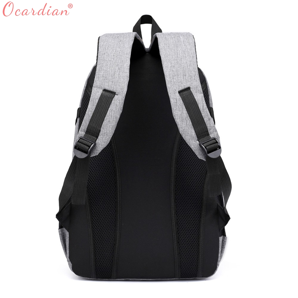 Ocardian Backpacks Unisex Large Capacity Travel School Backpack Women Backpacks Nylon Waterproof Backpack Men Jl 16 #3