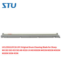 UCLEZ0212FC26 1PC Original Drum Cleaning Blade for Sharp MX 283 363 453 503 AR 4528 U N MX M363N M453N M503N M363N M283N 503N|Printer Parts|   -