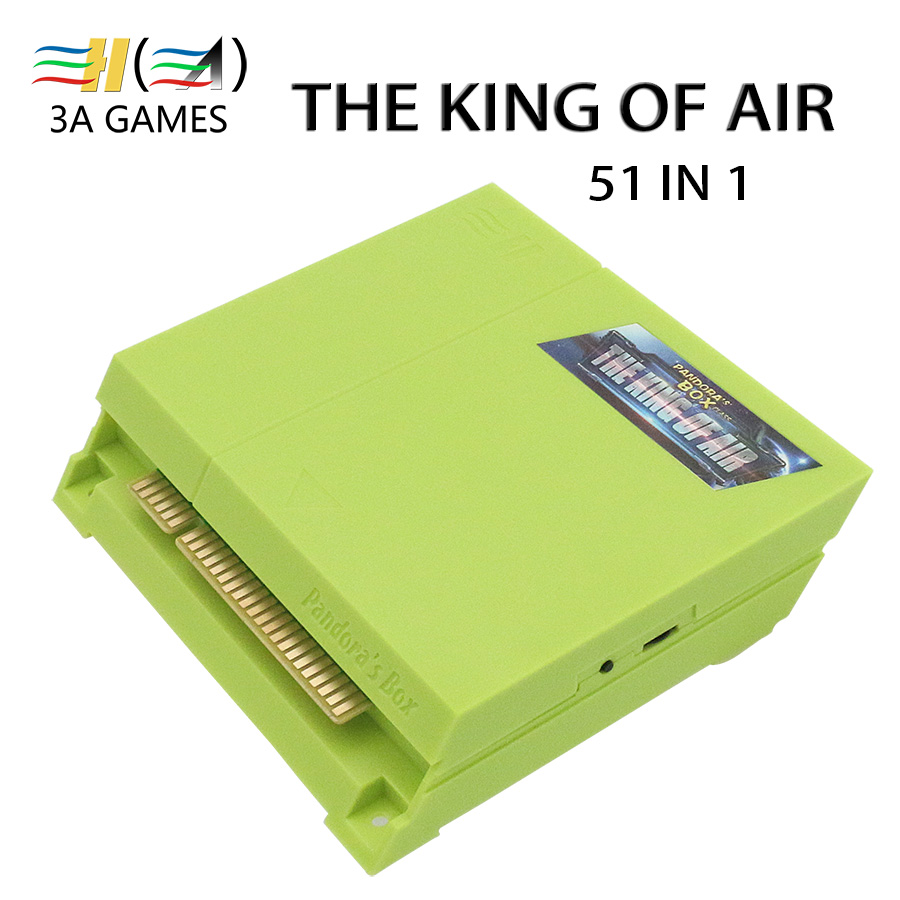 Original Pandora's Box The King Of Air 51 in 1 Jamma Controller For Vertical Screen Shooting Machine for amusement ride arcade