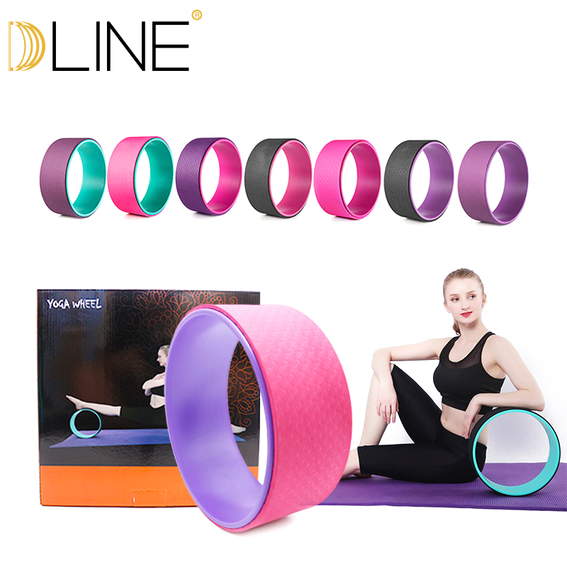 High Quality yoga wheel