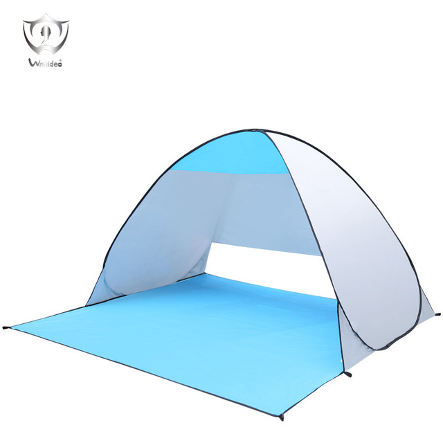 Wnnideo Beach Instant Pop-up Tent Foldable 2 Person Fishing Ultralight Wholesale Colorful for Outdoor Activities