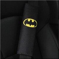 2pcs Car Child Safety Cover Harness Repositions Strap Adjuster Mash Pad Flax Kids Seat Belt Seatbelt
