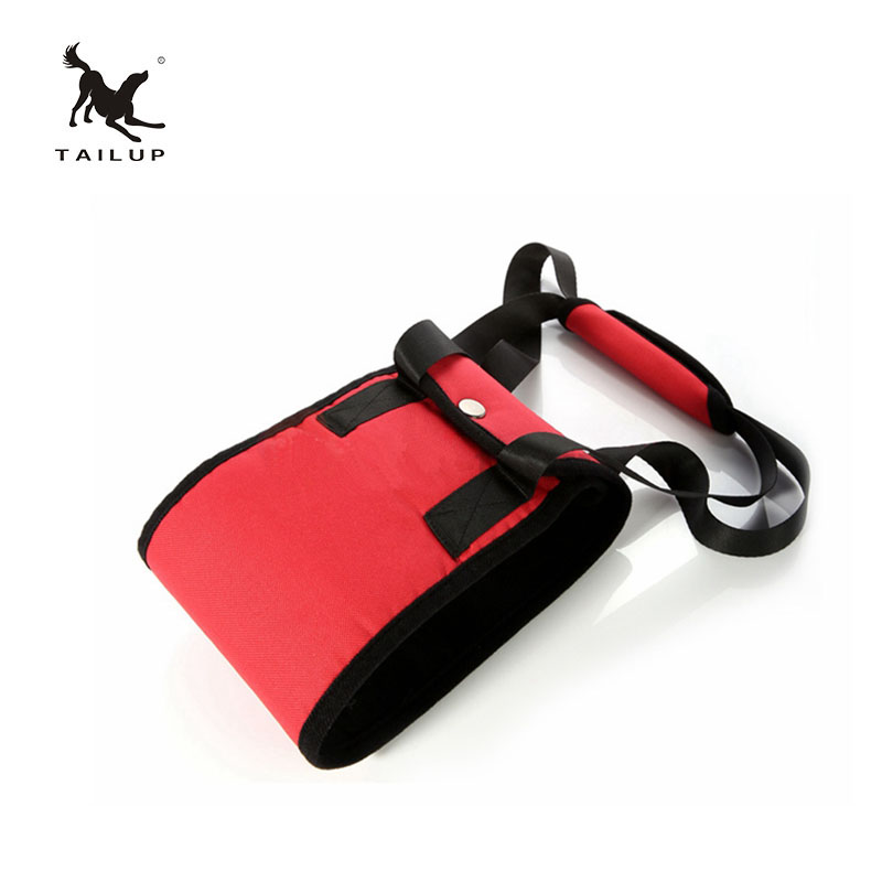Portable Dog Lift Harness / Auxiliary Dog Belt Collars, Harnesses & Leashes For Dogs Sick or Mobility Impaired