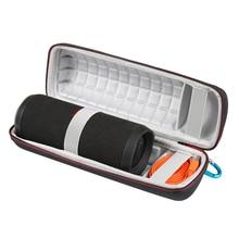 Hrad EVA Luidspreker Case for JBL Flip 4 Draadloze Bluetooth Speakers for JBL Flip4 Soundbox Opslag Draagtas Pouch Wave point