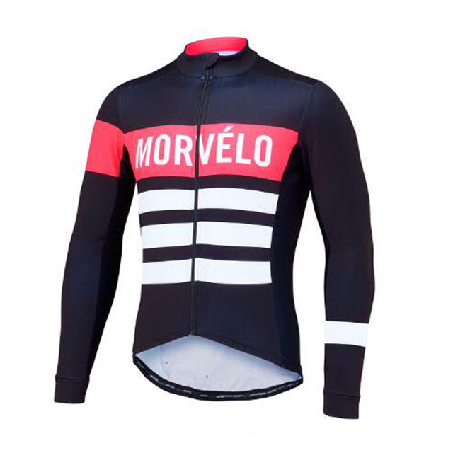 3f164a1ea Morvelo long sleeve Cycling Jersey spring autumn men s cycling jersey Ropa  Ciclismo Bike bicycle clothes Clothing-in Cycling Jerseys from Sports ...