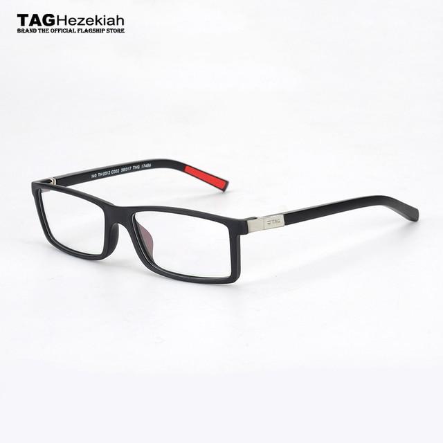 Hezekiah monture de lunettes Vintage pour hommes et femmes, 2019 étiquette de styliste, monture dordinateur rétro, métal, myopie, nerd 0512