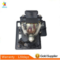 Original ET LAE4000 birne Projektor lampe mit gehäuse passend für PANASONIC PT LAE400 PT LAE4000 PT AE4000U-in Projektorlampen aus Verbraucherelektronik bei