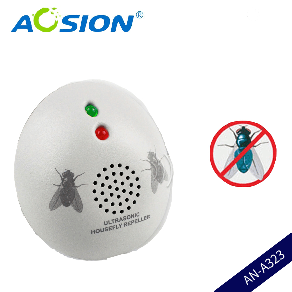 Aosion An A323 Indoor Home Ultrasonic Housefly Repeller Ultrasound Dog Circuit You Can Find One On This Repellent