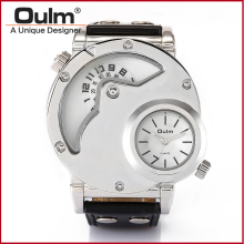 Luxury Watches Men Brand Oulm 9591 Japan Movement Military Army Wristwatches Male Relojes Hombre
