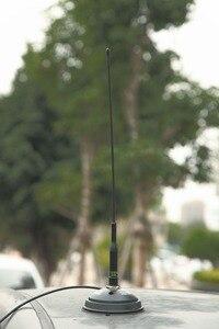 Image 5 - ناغويا NL R3 سوط مرنة ثنائي النطاق VHF UHF 144/430MHz هوائي ل QYT KT 8900D/7900D باوجي BJ 218/318 راديو سيارة المحمول