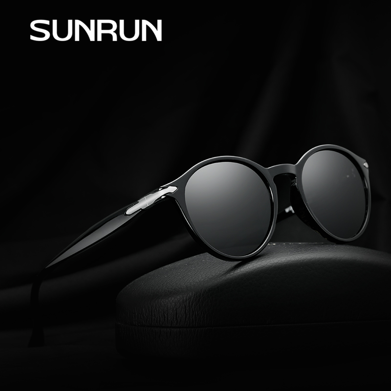 SUNRUN New Fashion High Quality Polarized Women