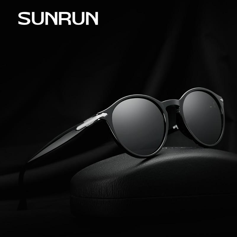 SUNRUN New font b Fashion b font High Quality font b Polarized b font Women Sunglasses