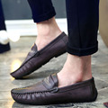 Tidog Han edition doug shoes man push to the lazy summer fashion casual shoes Men Moccasins