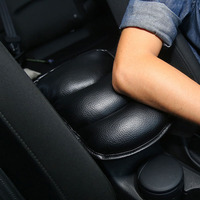 Auto Center Armrest Cover Protection Mat Mat For Volkswagen VW POLO Golf 4 6 7 CC