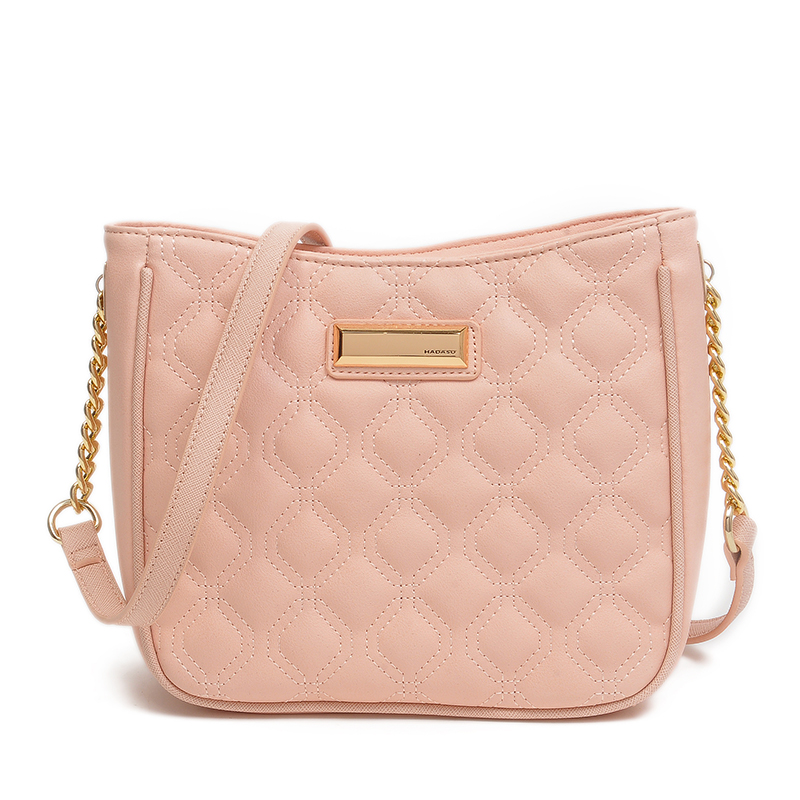 Crossbody Bags handbags PU Leather Quilted long handle ...