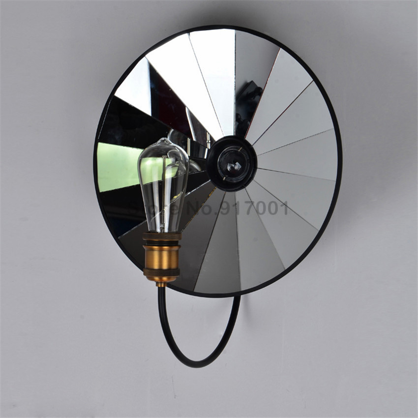 Sconce American Vintage luminaire Loft Style Edison Wall Light Creative Retro Industrial Wall lamps For bar Cafe Restaurant lamp american rural retro wall lamp nordic industrial loft sconce creative restaurant bar aisle bedside lamp outdoor wall light e27