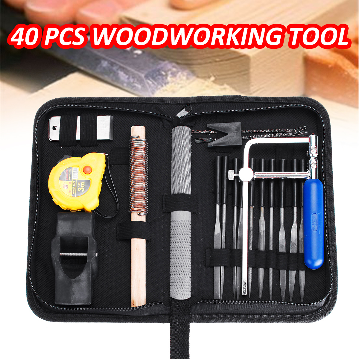 40Pcs/Set Toolkit Metal Needle Files Planer Saw Hand Tool Sets For Home DIY Folder Hobby Wood Woodworking Hand Tools ноутбук asus rog gl552vx cn096t 90nb0aw3 m01080 intel core i7 6700hq 2 6 ghz 16384mb 2000gb 128gb ssd dvd rw nvidia geforce gtx 950m 4096mb wi fi cam 15 6 1920x1080 windows 10 64 bit