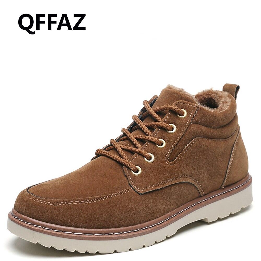 À La Homme En Air Chaussures Casual Mans brown Plein Mode Bottes Cuir Botas Black Hommes D'hiver Lacent Qffaz blue d5Znx5