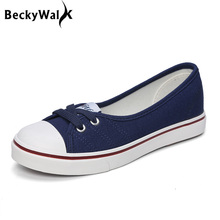 Summer Shallow Mouth Woman Casual Shoes Comfortable Causal Loafers Slip On Women