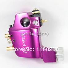 Professional Long lasting Stigma Hyper Rotary Tattoo Machine for Manual Liner Shader and Coloring Rose Red