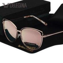 Gafas de sol polarizadas de mujer con gafas de sol de estilo ojo de gato  para mujer con diseño de mujer fc6489d73184