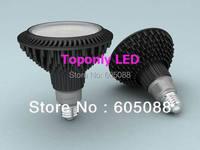 18W E27 Epistar SMD5730 PAR38 led dimmable spot light 1560lm AC110/220v Patent Design 96pcs/lot wholesale DHL free shipping