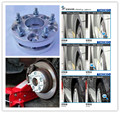 A pair (2 pieces), 5 x115 center hole of 71.6 mm, 25mm / wheel adapter, spacers, suitable for Chrysler 300C (2004-2014-no)