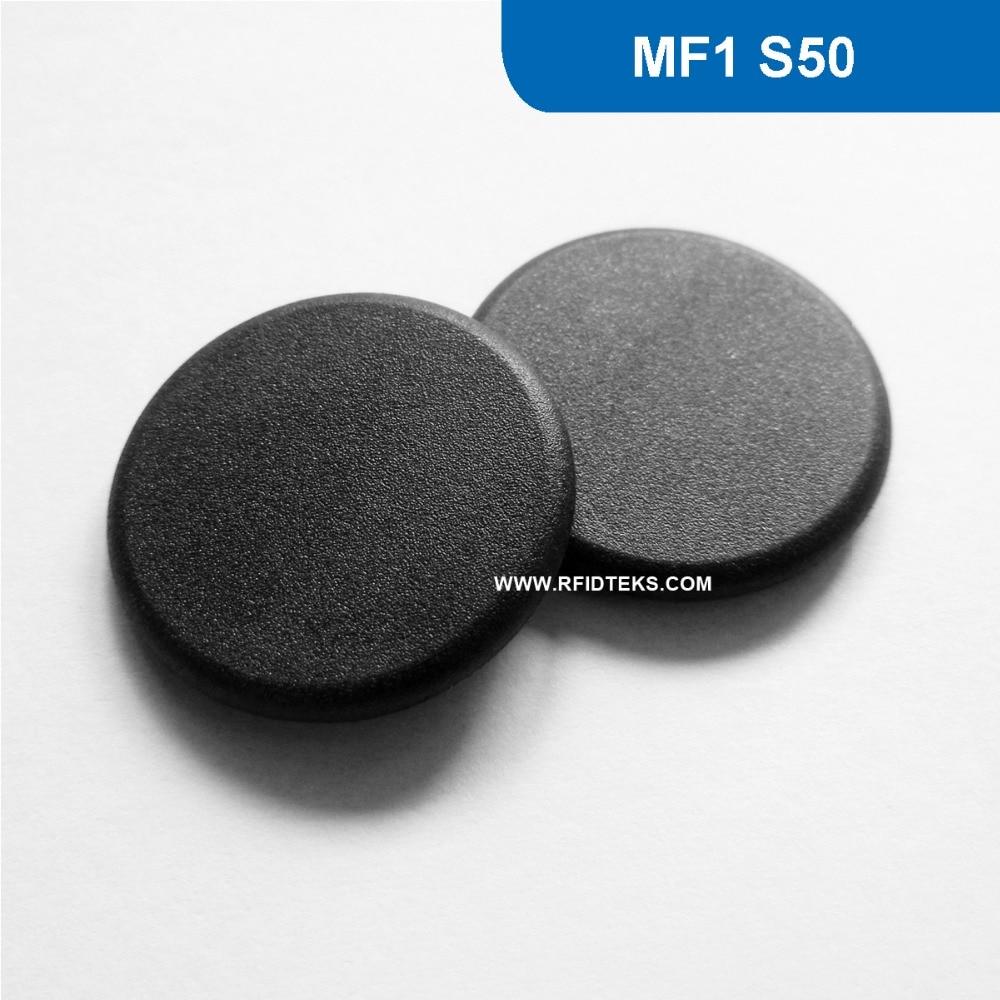 G24 Dia 24mm  RFID Industry Tag NFC Smart Tag RFID coin tag NFC Token 13.56MHZ 1KBYTE R/W ISO14443A with M1 S50 Chip hw v7 020 v2 23 ktag master version k tag hardware v6 070 v2 13 k tag 7 020 ecu programming tool use online no token dhl free