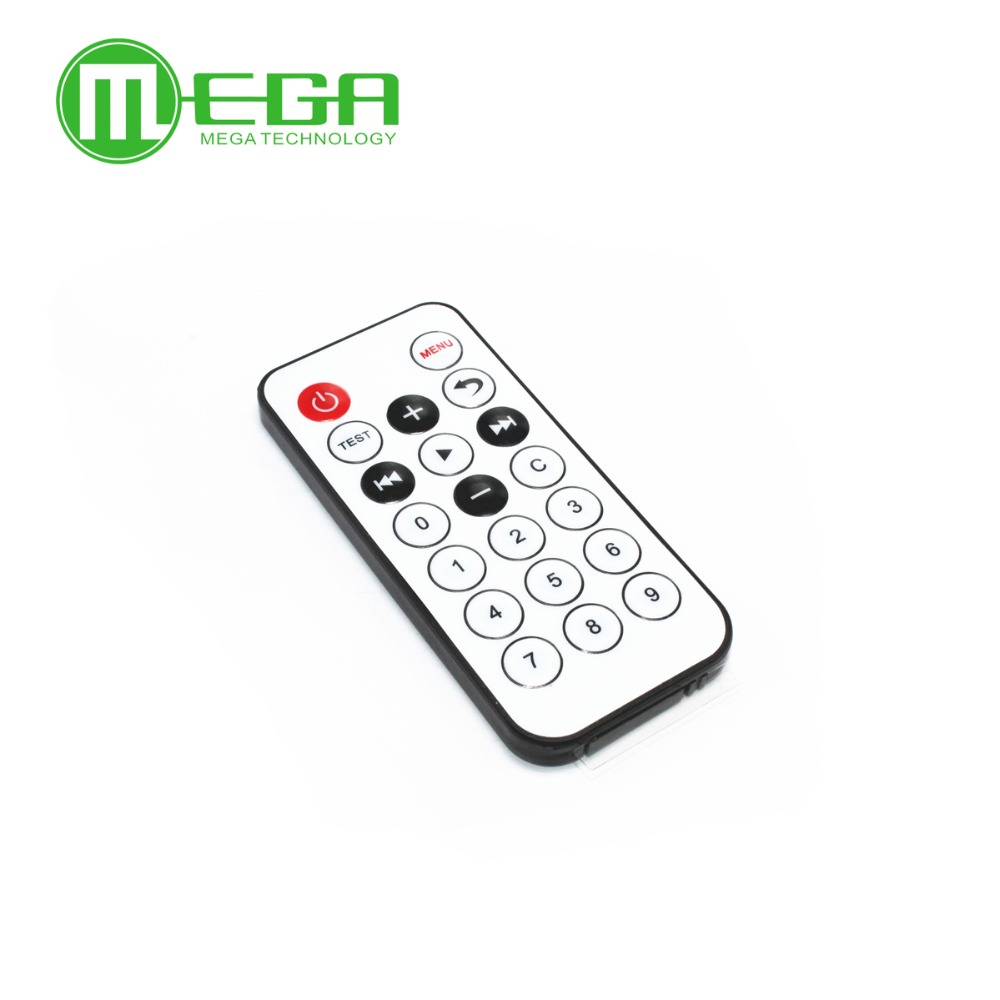daewoo infrared remote protocol
