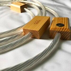 Image 3 - Amplificador plateado de alta gama Nordost Odin2, altavoz CD DVDplayer, referencia suprema, Cable de interconexión de Audio RCA