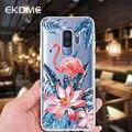 Чехол для samsung Galaxy S9 S8 плюс S7 край Note8 A5 A6 A8 плюс 2018 J3 J4 J6 J5 J7 2017 2018 ТПУ узор крышка Капа фун - фото