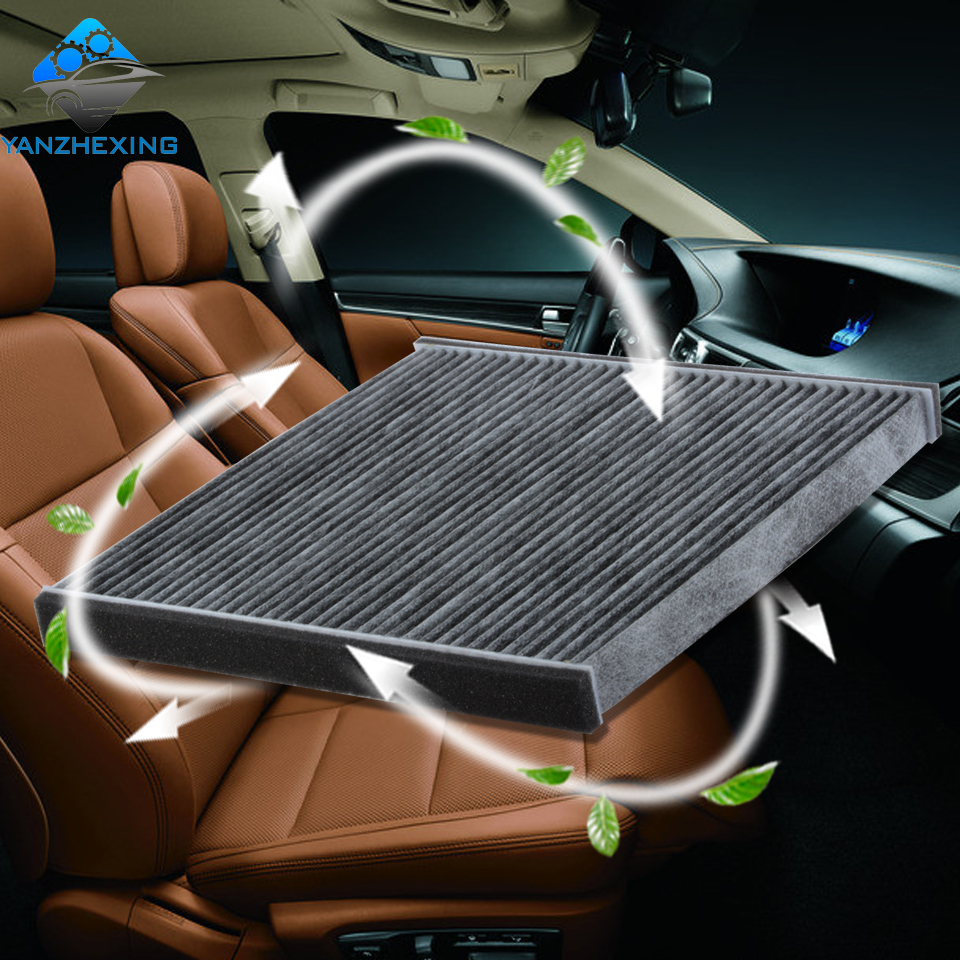 Deskundig 5 Pcs Cabin Air Filter 87139-32010 Voor Toyota Camry Avalon Fj Cruiser 4 Runner Prado Sienna Voor Lexus Es300/330 Rx330/350/400 H 50% Korting
