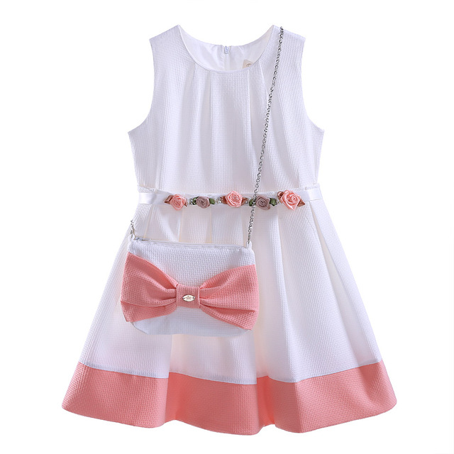 a3db28bf1 Pettigirl Best Sellers Fancy Baby Girls Dresses With Sashes With ...
