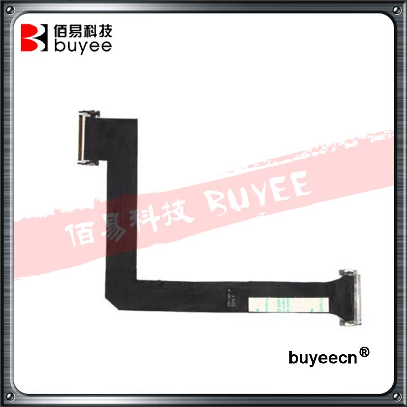 Original 27 Inch A1312 LCD Cable Late 2009 Mid 2010 For Apple iMac 27 A1312 LCD LVDS Screen Display 922-9168 593-1281 593-1028 rosicil letter hats gorros bonnets cocain