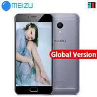 Original MEIZU M5S MTK6753 global version 3GB RAM 16GB 32GB ROM Cell Phone 5.2 inch octa-core Fast Charging Mobile Phone