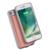 Caja de batería del banco de potencia ultra delgado para iphone 6 6 s 7 externa caso del cargador de batería para iphone 7 plus 6 más 6 s plus de copia de seguridad cubierta