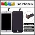 """10 ШТ. Shenchao Класса AAA 4.7 """"экран ЖК-Дисплей Для iPhone 6 Сенсорный Стекла Digitizer Экран Замена С Холодной Пресс Рамки"""